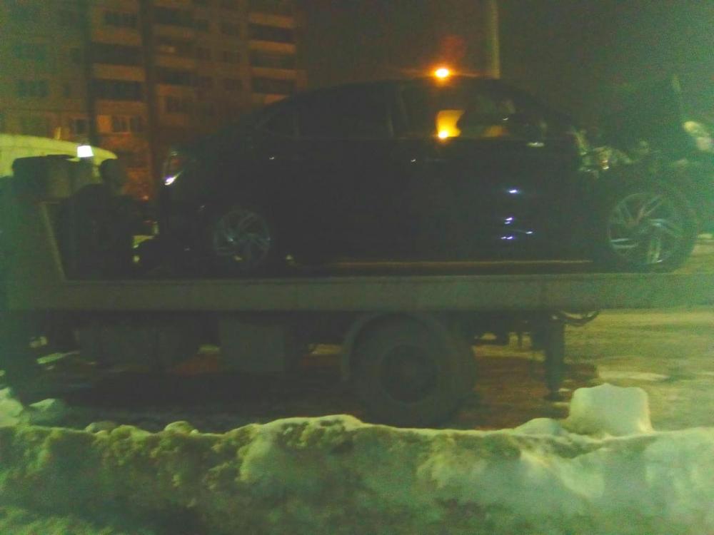 Эвакуация автомашины деревня Заболотье — г.Жуковский