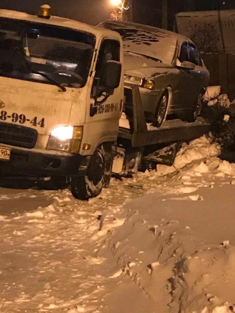 Эвакуация и доставка автомобиля до г. Жуковский