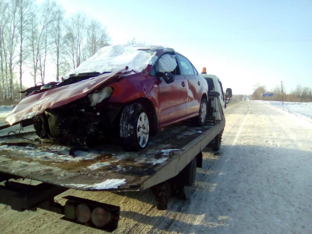 Эвакуация автомобиля в г. Жуковский